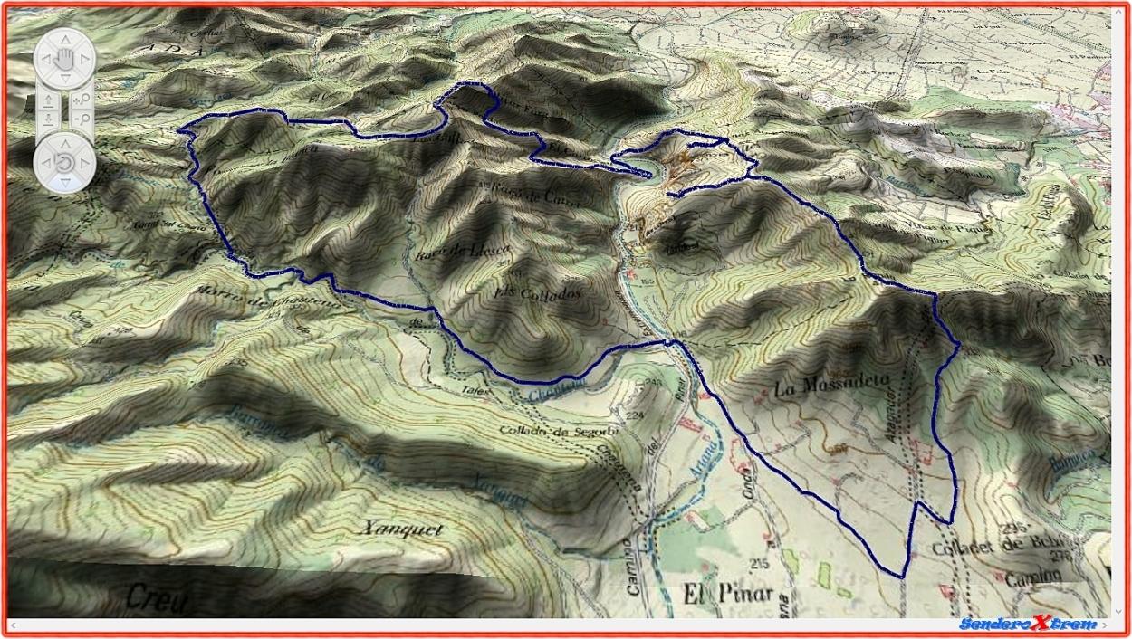 Mapa 3D