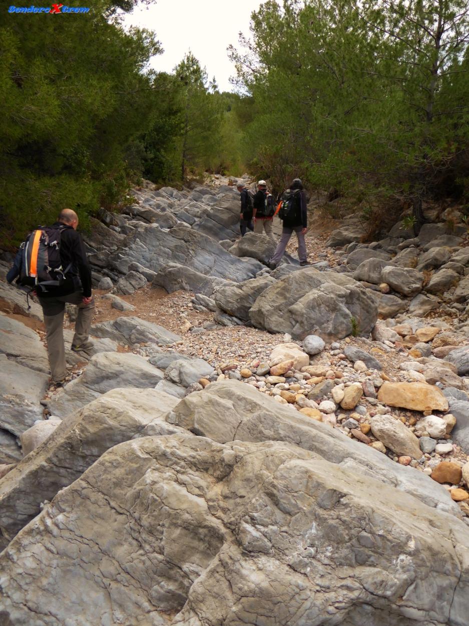 Barranco del Salto del Caballo