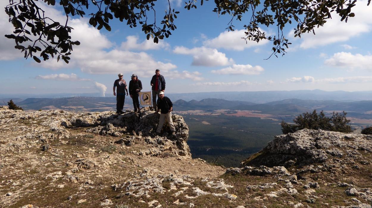 Cerro Palomeras