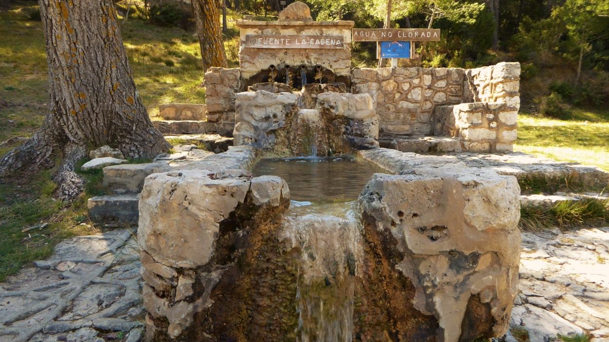 Fuente de la Cadena