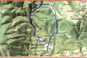 Formiche paso del estrecho del Mijares 31-10-15