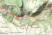 Sinarcas-Las Hoyuelas-Los Yesares-Arroyo Regajo 18-6-16