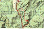 Masia y barranco de Ligros-Campamento Maquis 2-7-16