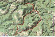 Paraiso Alto Bco de la Higuera,Malos Pasos y del Moreno 18-2-17