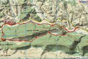 Ferrata las Alhambras ruta circular 24-6-17