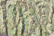 Lumajo-Cornon-Sosas de Laciana 4-8-17