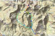 La Riera de Babia-Montihuero Picos Albos 12-8-17