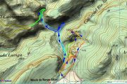 Canal de las Navas-Puntal de Alcalá o Pico Fino 7-7-18